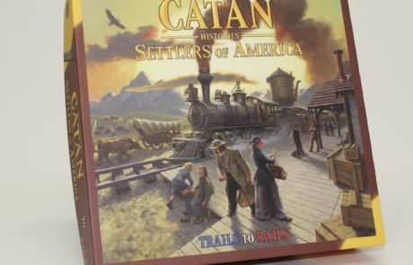 Custom Rigid Box For Board Games - Catan
